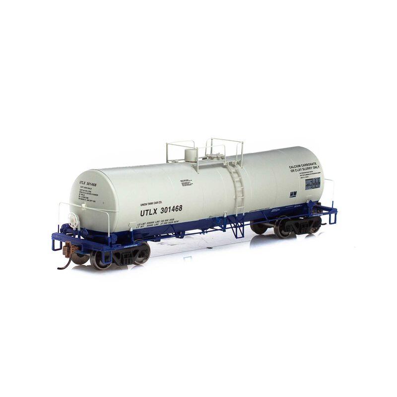 HO RTR 16,000-Gallon Tank UTLX White & Blue#301468