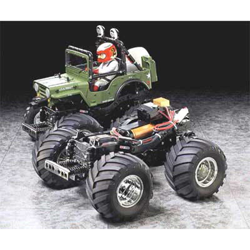 1/10 Wild Willy 2000 2WD Buggy Kit