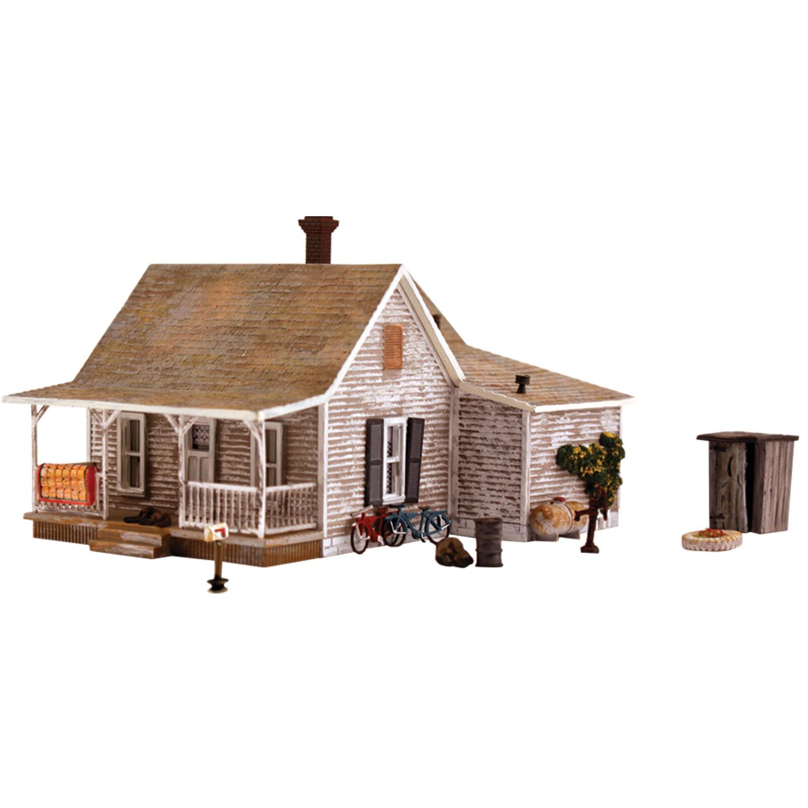 N Built-Up Old Homestead