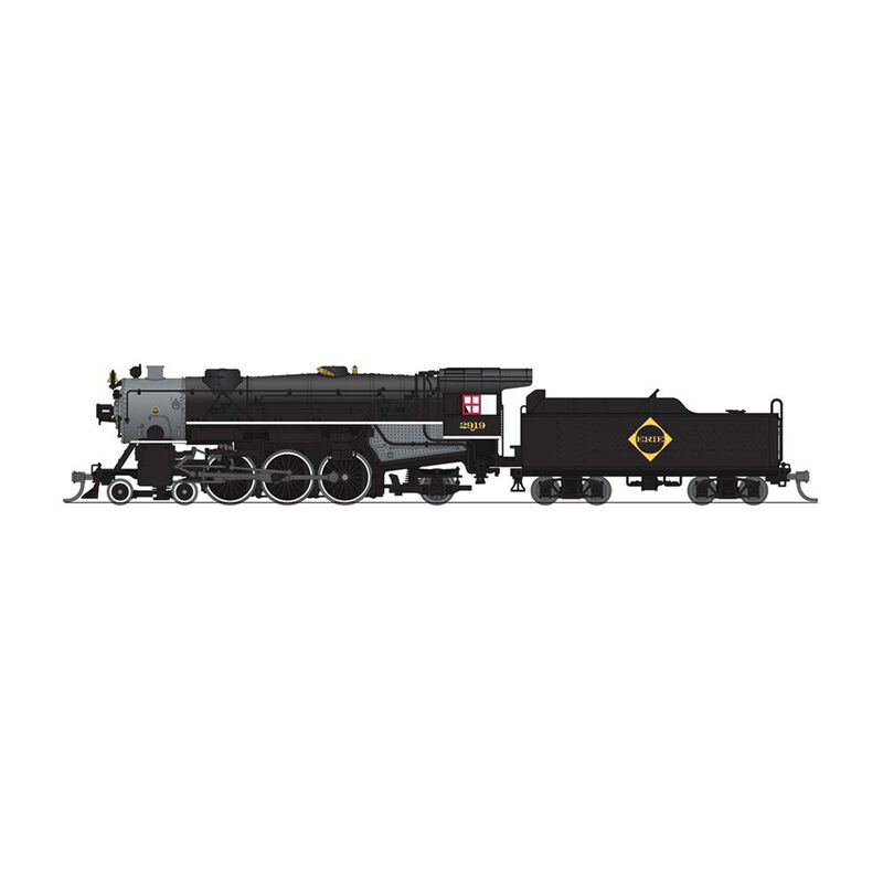 N Paragon3 USRA Heavy Pacific 4-6-2, ERIE #2919