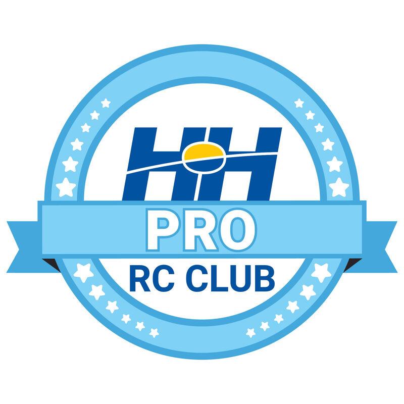 RC Club Pro Status