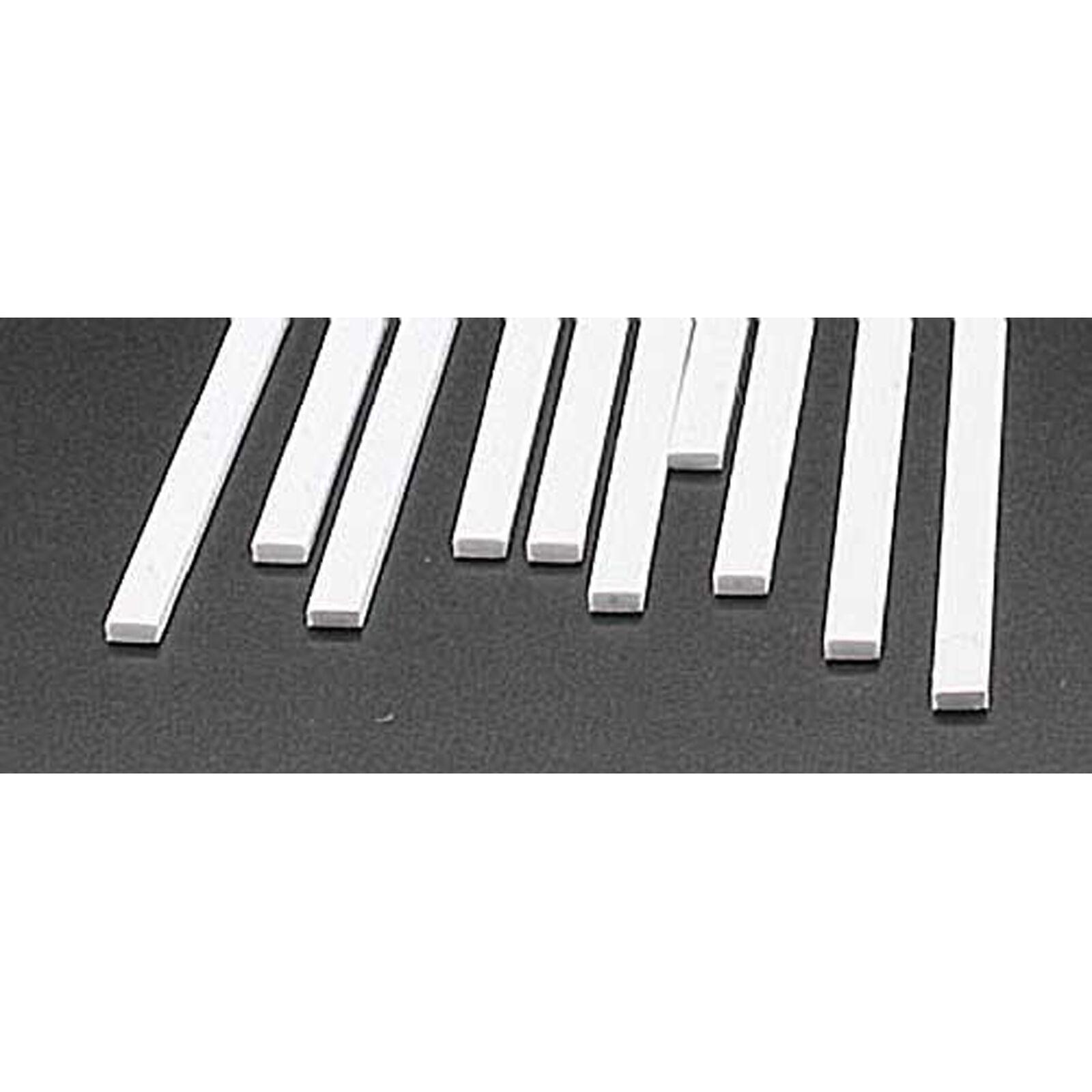 MS-819 Rect Strip,.080x.187 (10)