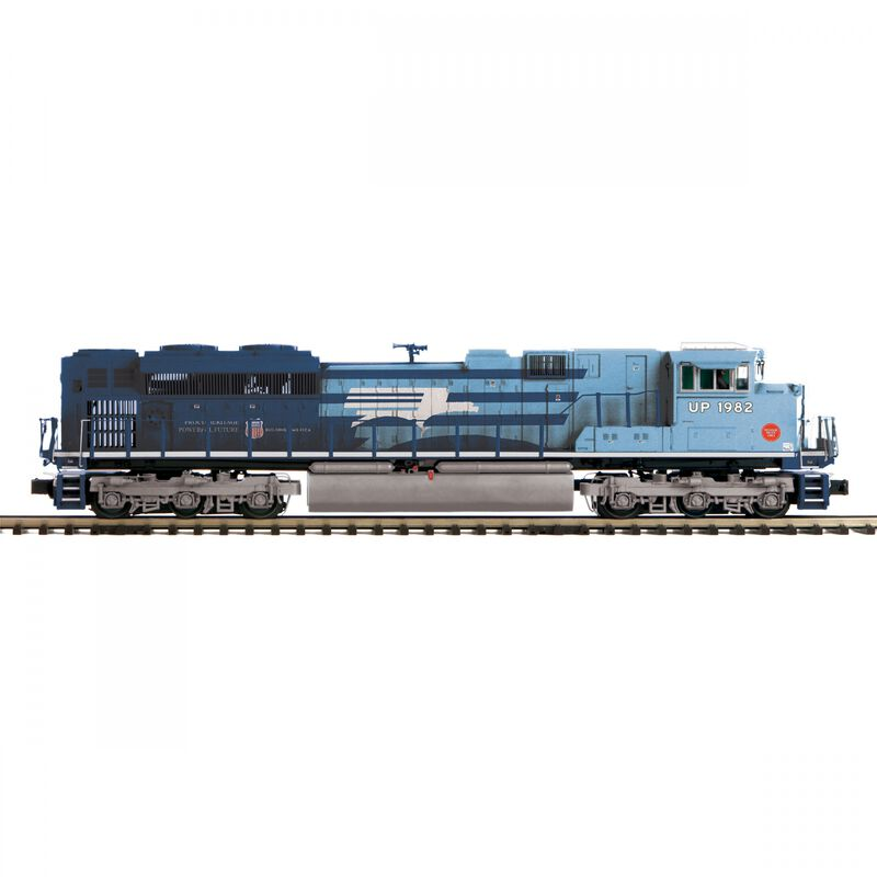 O SD70ACe with PS3 MP #1982