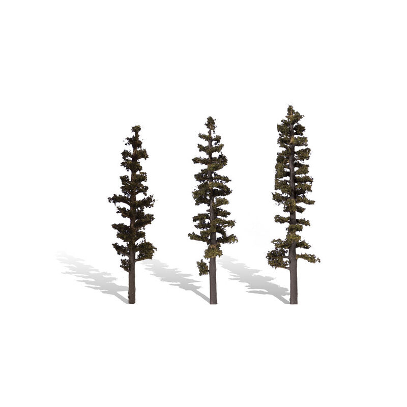 "Classic Trees, Standing Timber 6-7"" (3)"