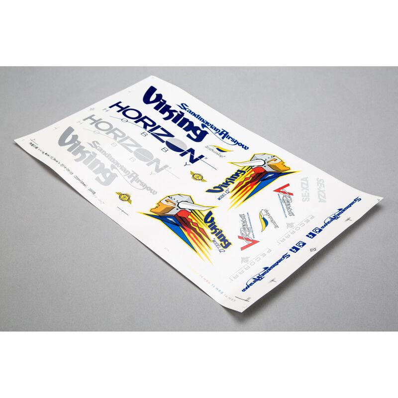 Decals Sheet: Viking Model 12