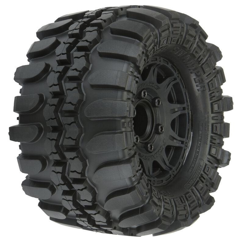 Interco TSL SX Super Swamper 2.8 Mounted Raid Tires, 6x30 F/R (2)