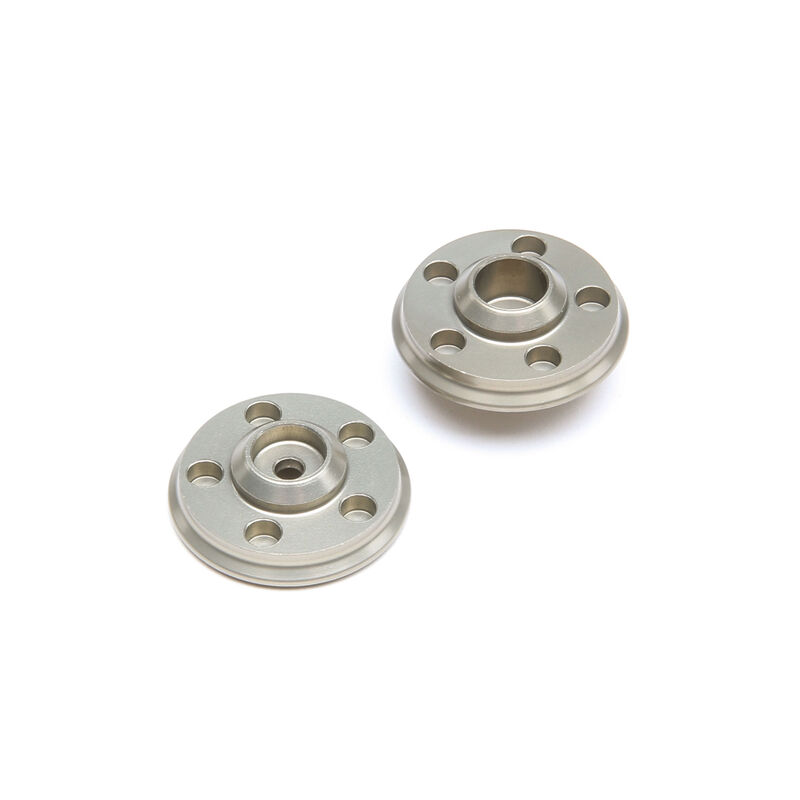 Aluminum Differential Hub Set: 22 5.0 SR