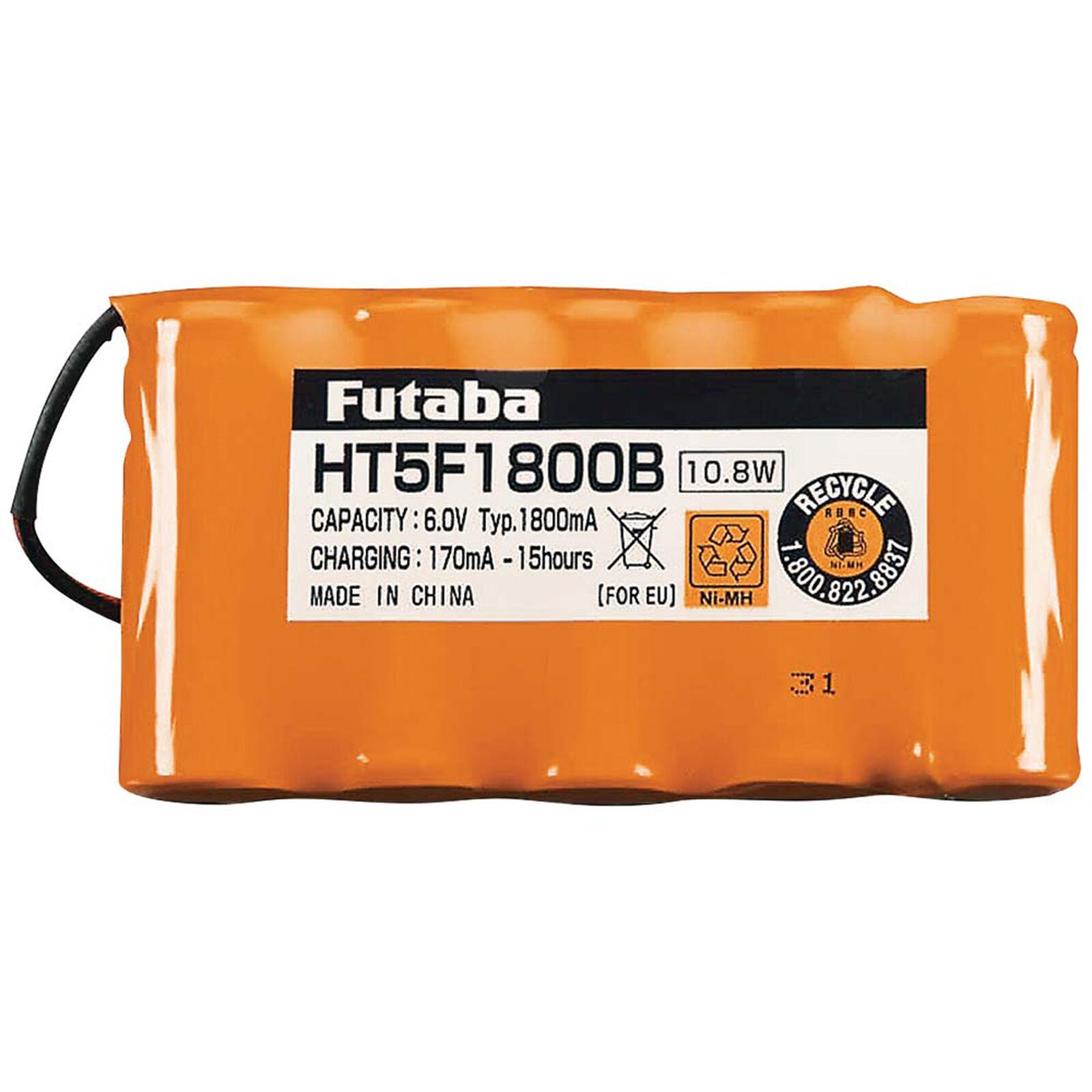 HT5F1800B NiMH Transmitter Battery 4PX 14SG