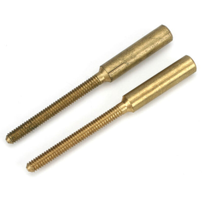Threaded Couplers, 2mm (2)