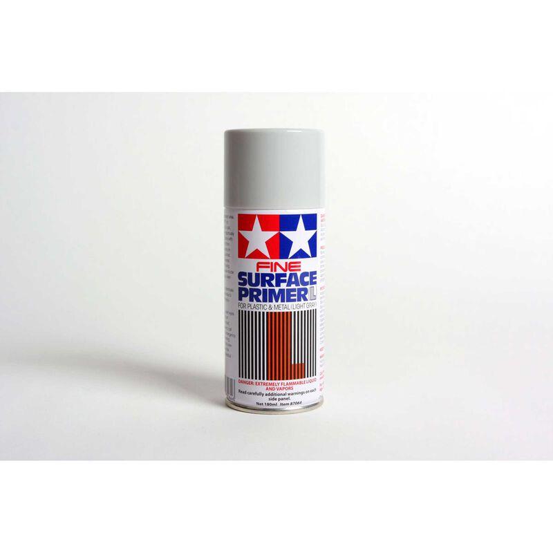 Gray Fine Surface Primer L, 180 ml Spray Can