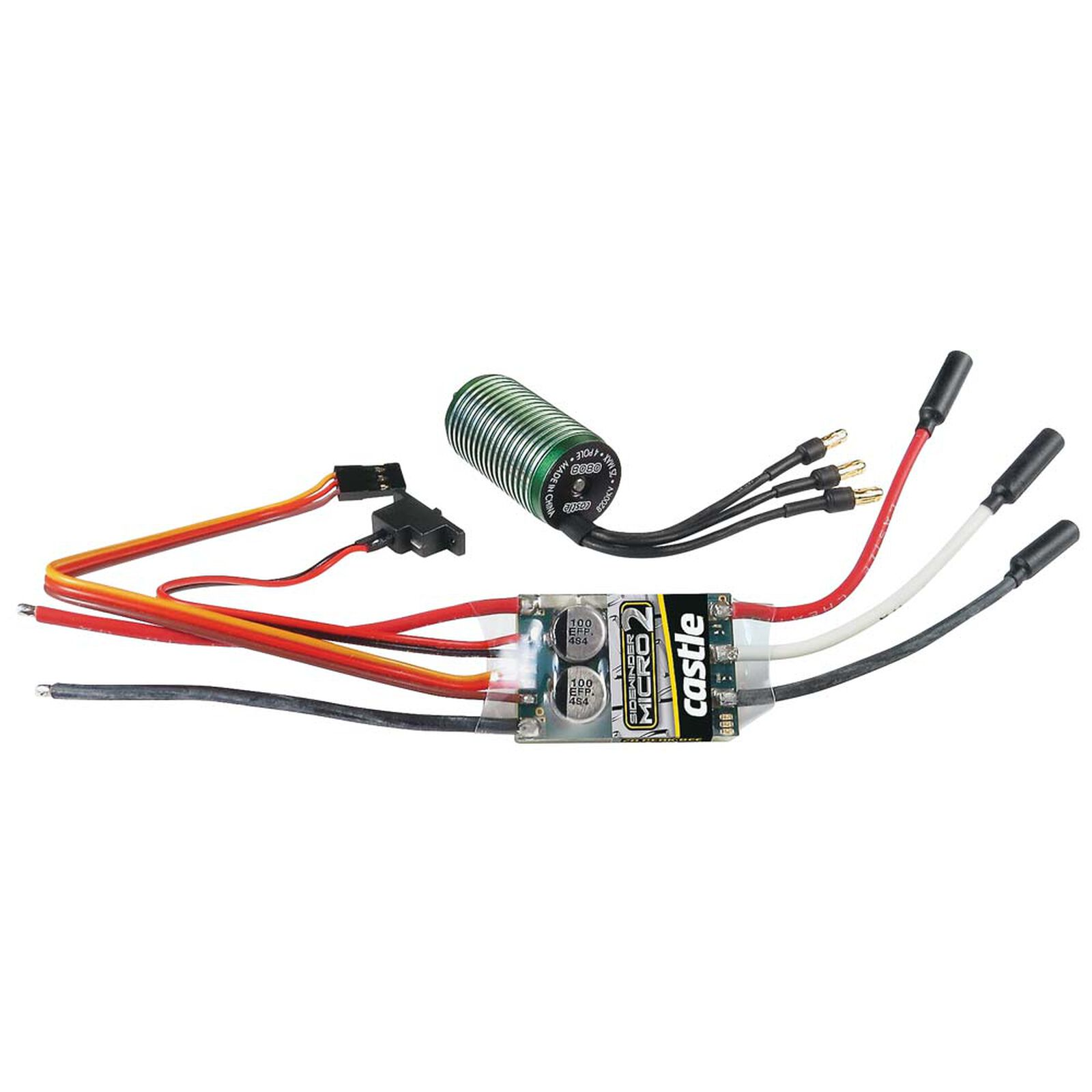 1/18 Sidewinder Micro 2 with 4100Kv Motor