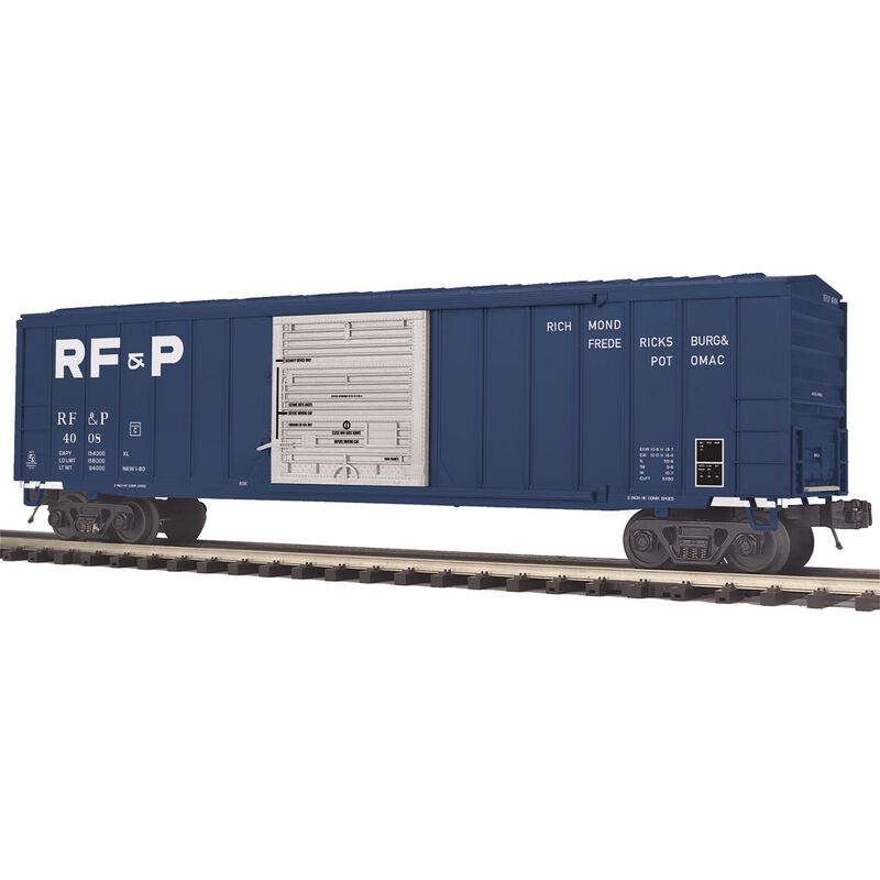 O 50' Box RF&P #4008