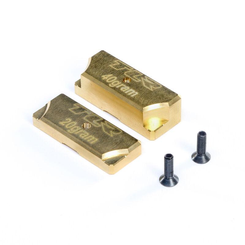 Brass Ballast: 8IGHT-X