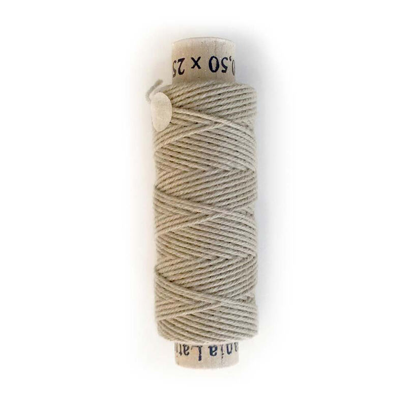 Cotton Thread .5mm Beige 20 Meter