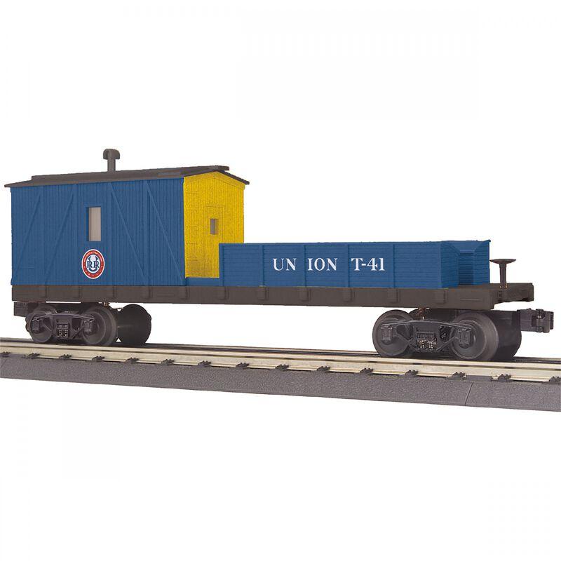 O-27 Crane Tender Union Railroad #T41