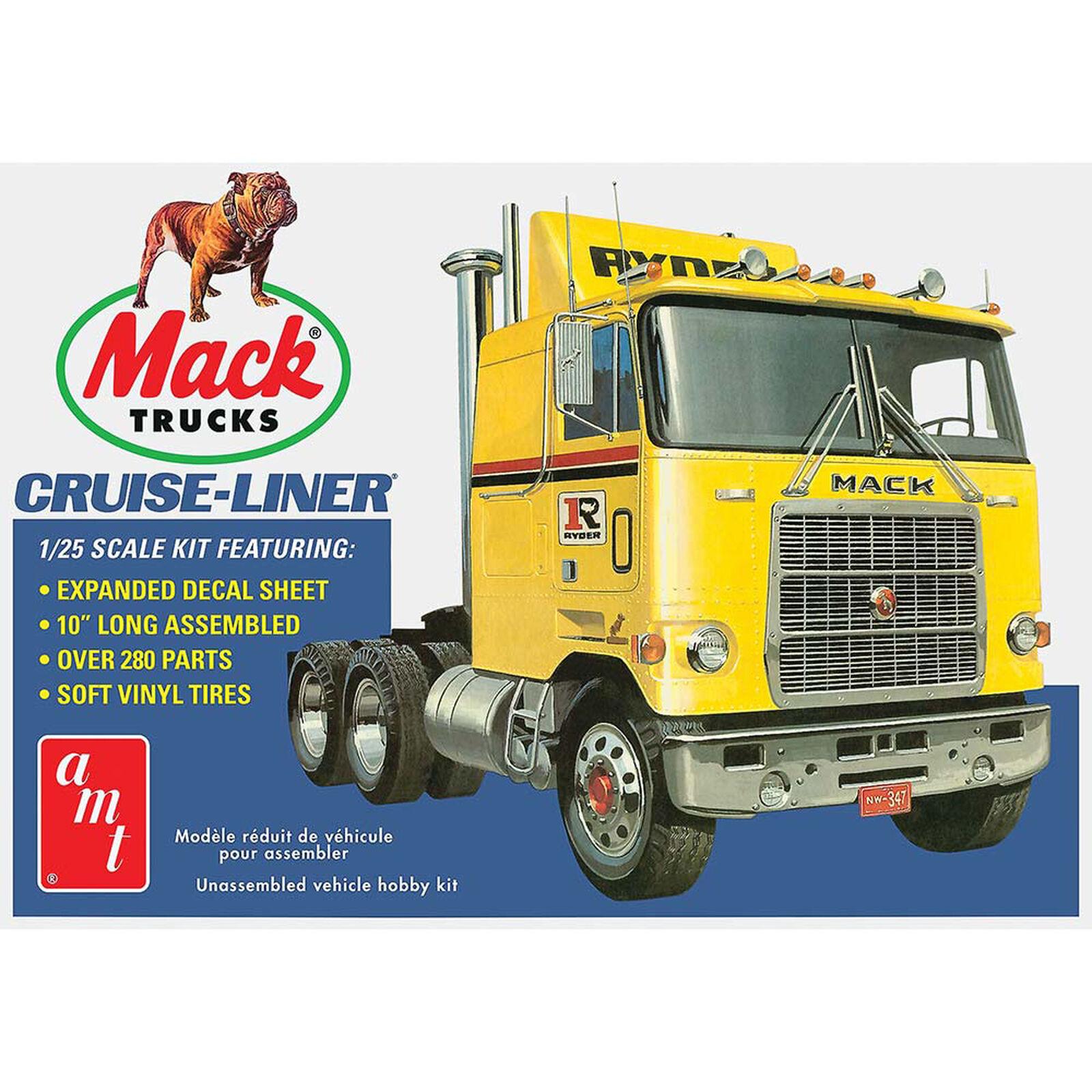 Mack Cruiseliner Semi Tractor