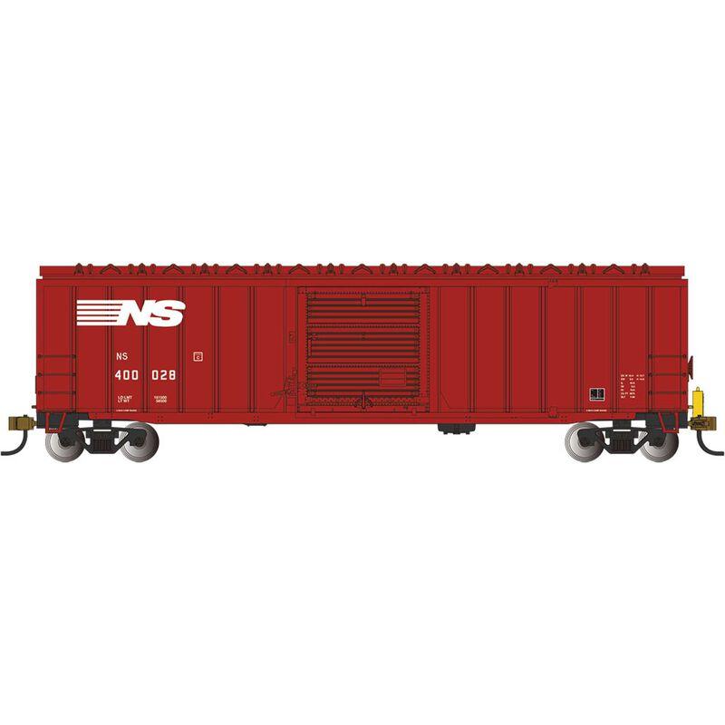 HO 50' Outside Braced Box NS #400028