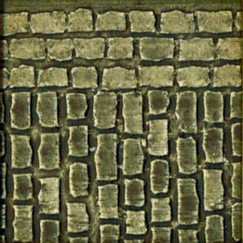 HO O Flexible Large Cobblestone Street