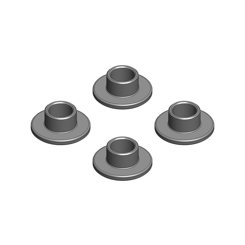 Bypass1 Stop Washers (4): Mugen, AE,  Kyosho 1/8th