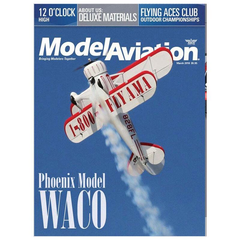 """Waco 50-61cc Gas EP ARF 90.5"""""""