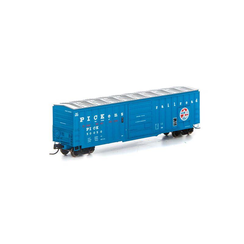 N 50' SIECO Box PICK #50050