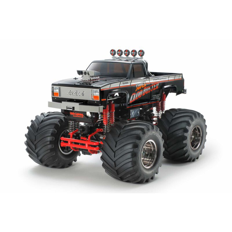 1/10 Super Clod Buster 4WD Kit Limited Edition, Black