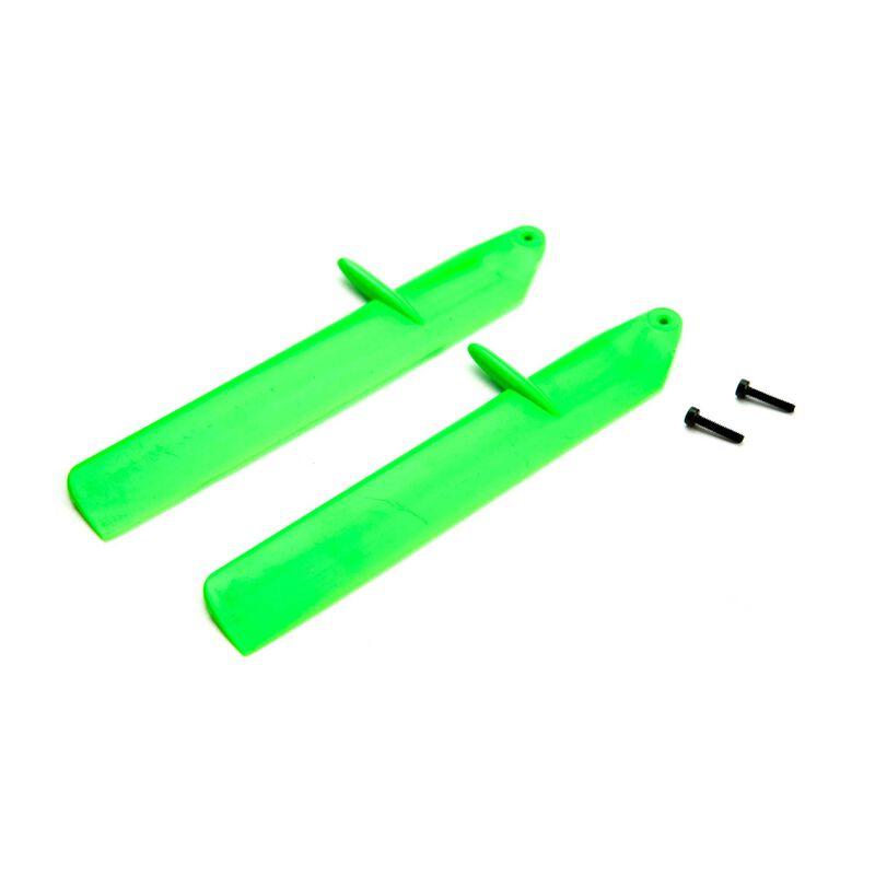 Fast Flight Main Blade Set, Green: mCP X BL
