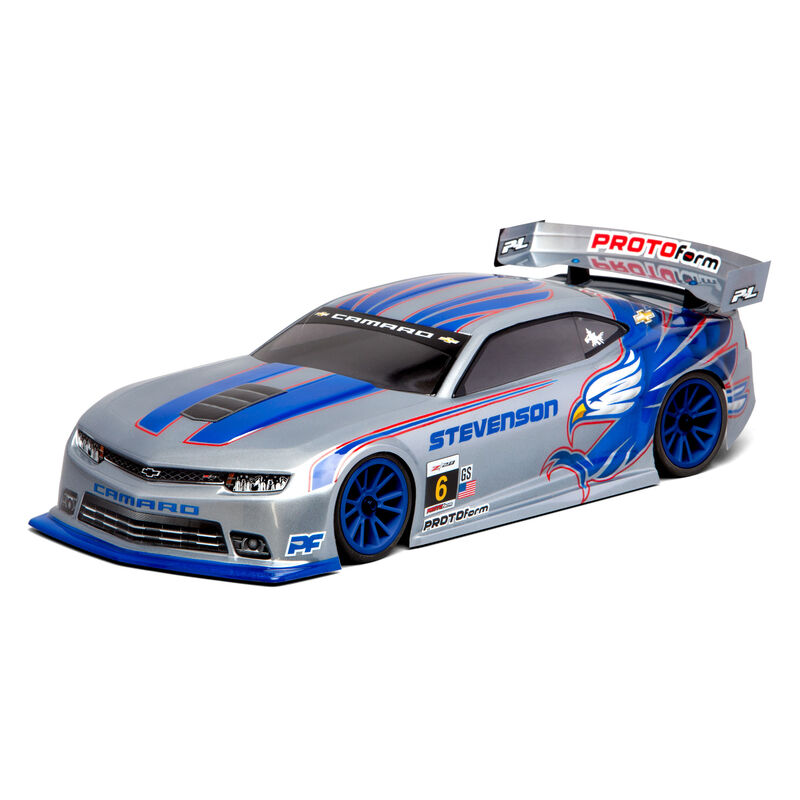 1/10 Chevy Camaro Z/28 Clear Body, 190mm: Touring Car