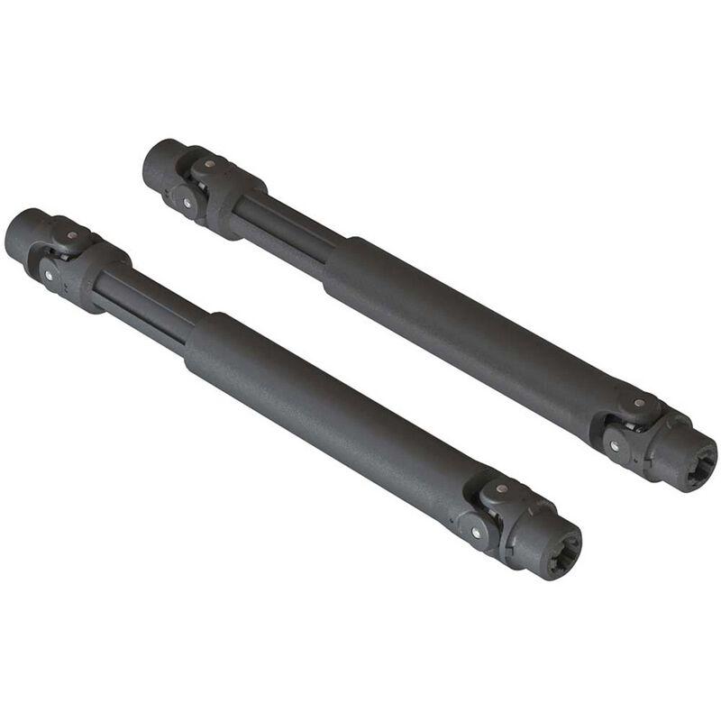 Composite Slider Rear Driveshaft: 4x4 Kraton 775