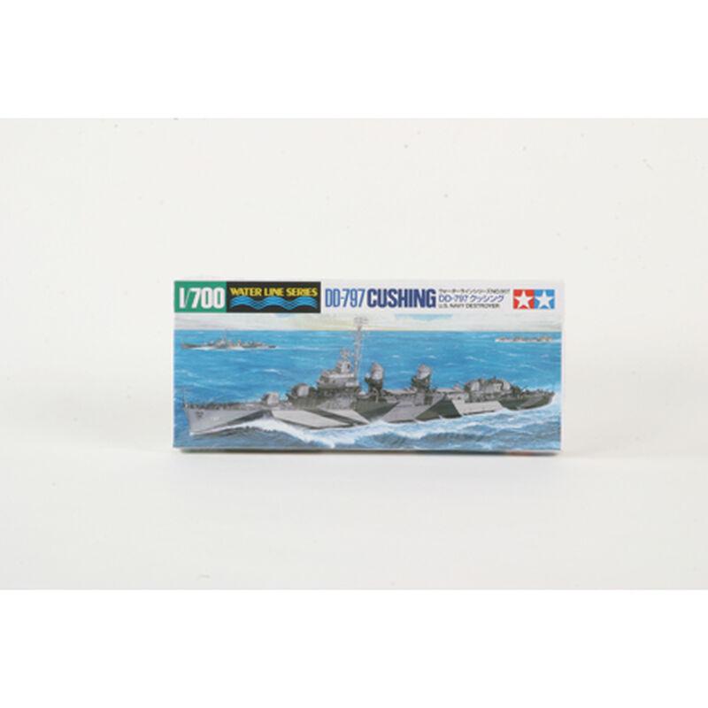 1/700 U.S. Navy DD-797
