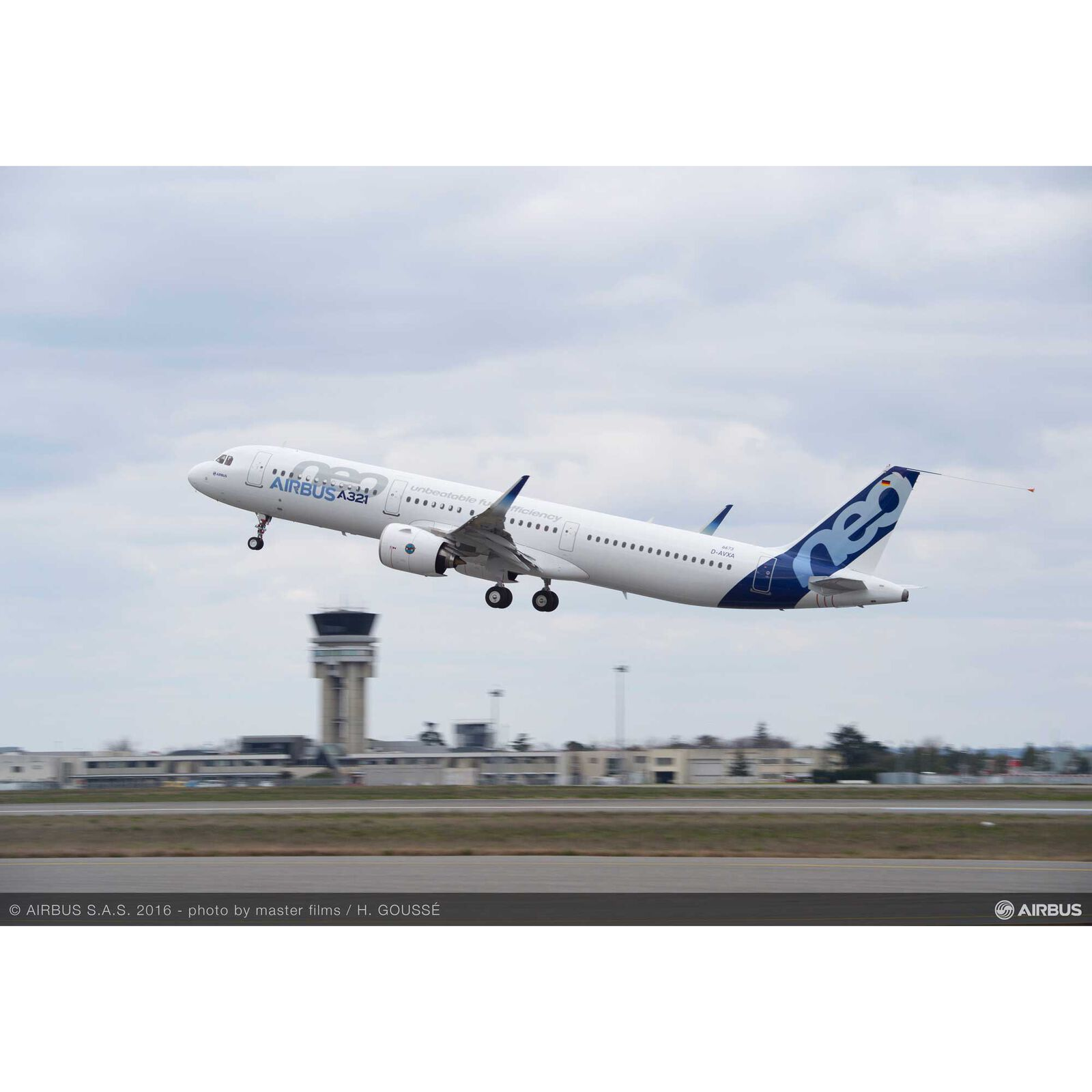 1/144 Airbus A321 neo