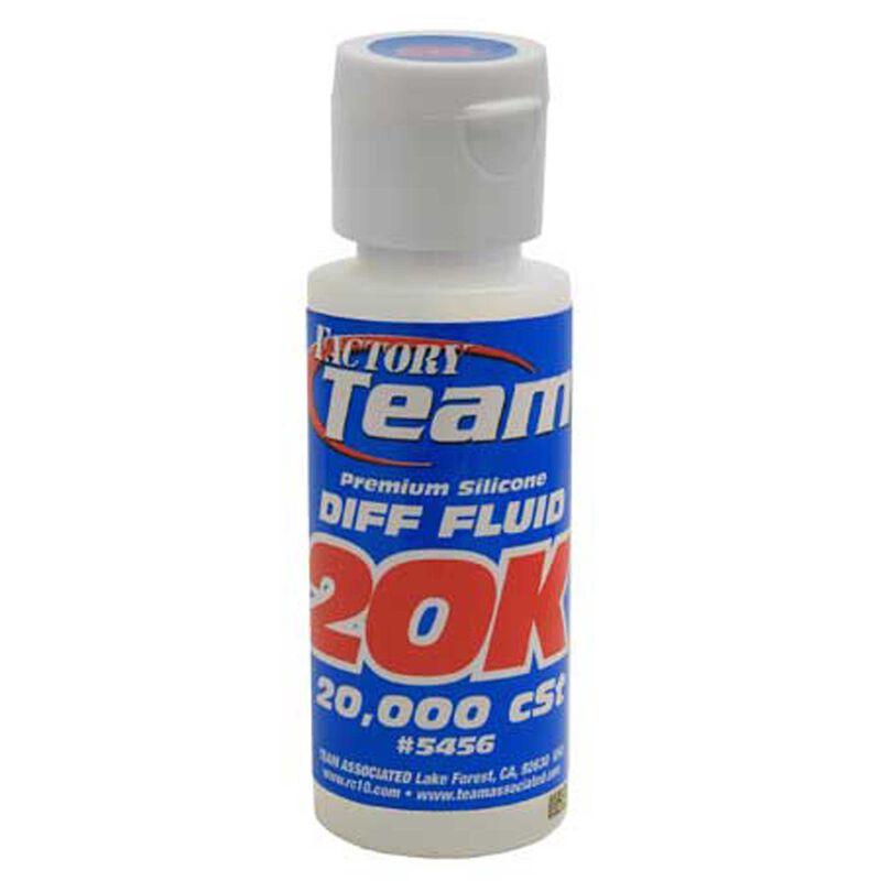 Factory Team Silicone Diff Fluid, 20,000 cSt 2oz