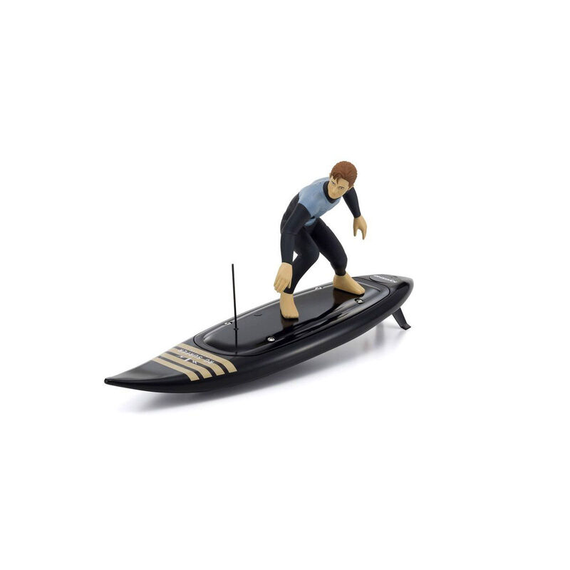 RC Surfer 4, Black