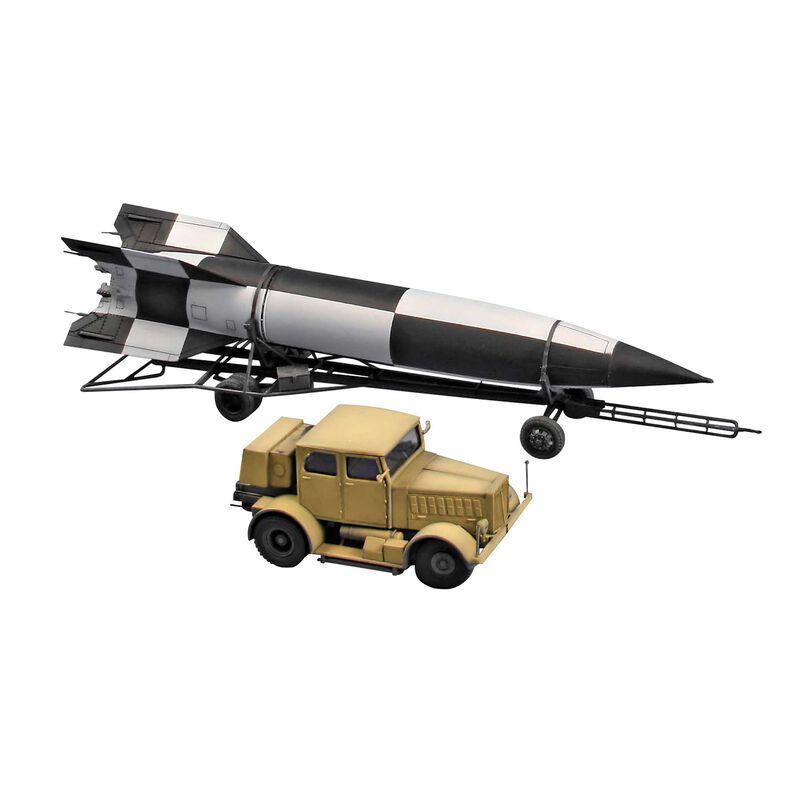 1/72 SS-100 Gigant Transporter V2