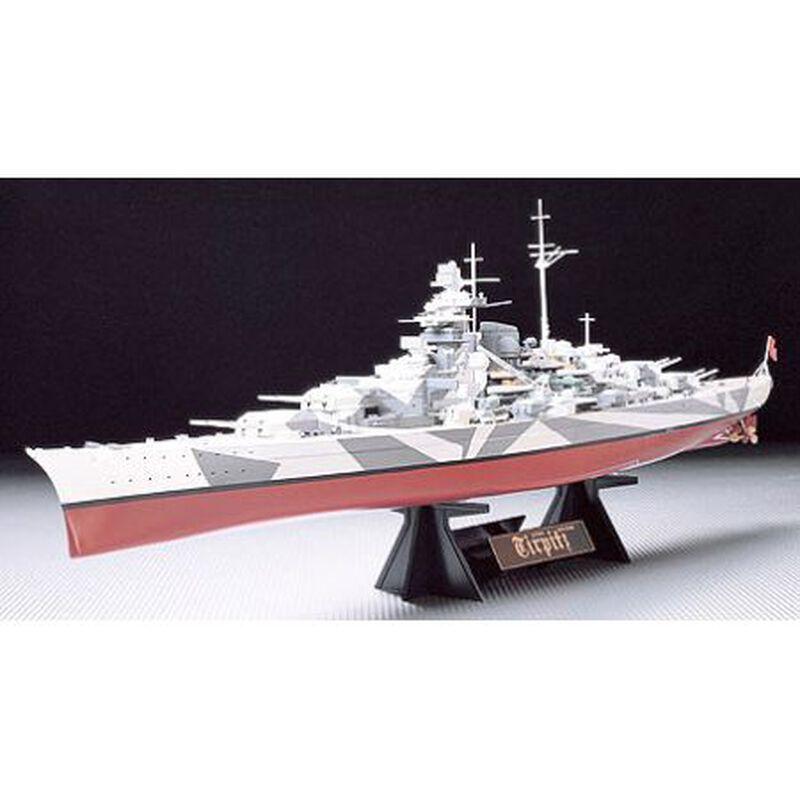 1/350 Battleship Tirpitz