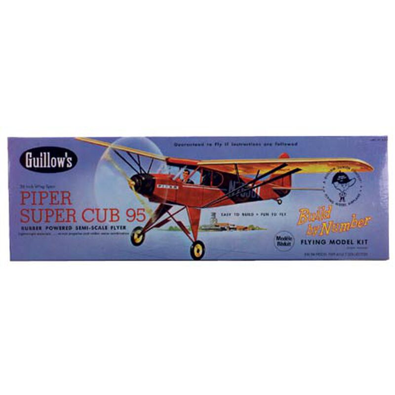 Piper Super Cub 95 Kit, 24""