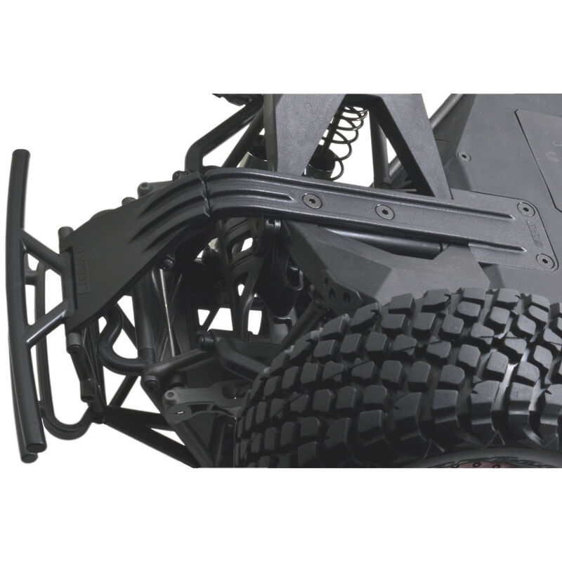 Front Skid Plate: TRA Unlimited Desert Racer