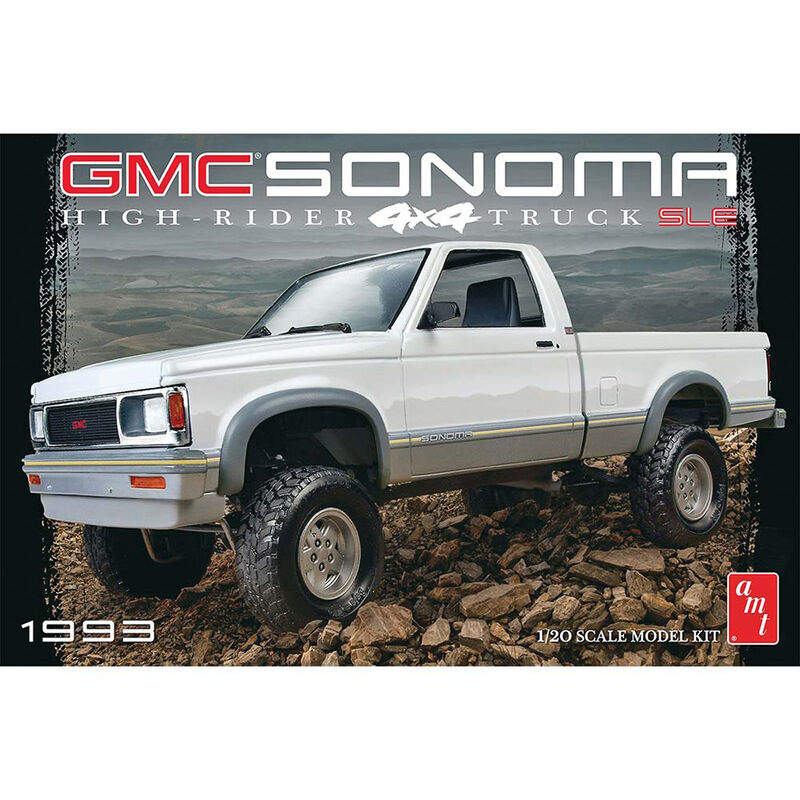 1993 GMC Sonoma 4x4