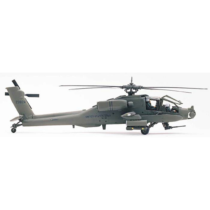 1/48 AH64 Apache Helicopter       *