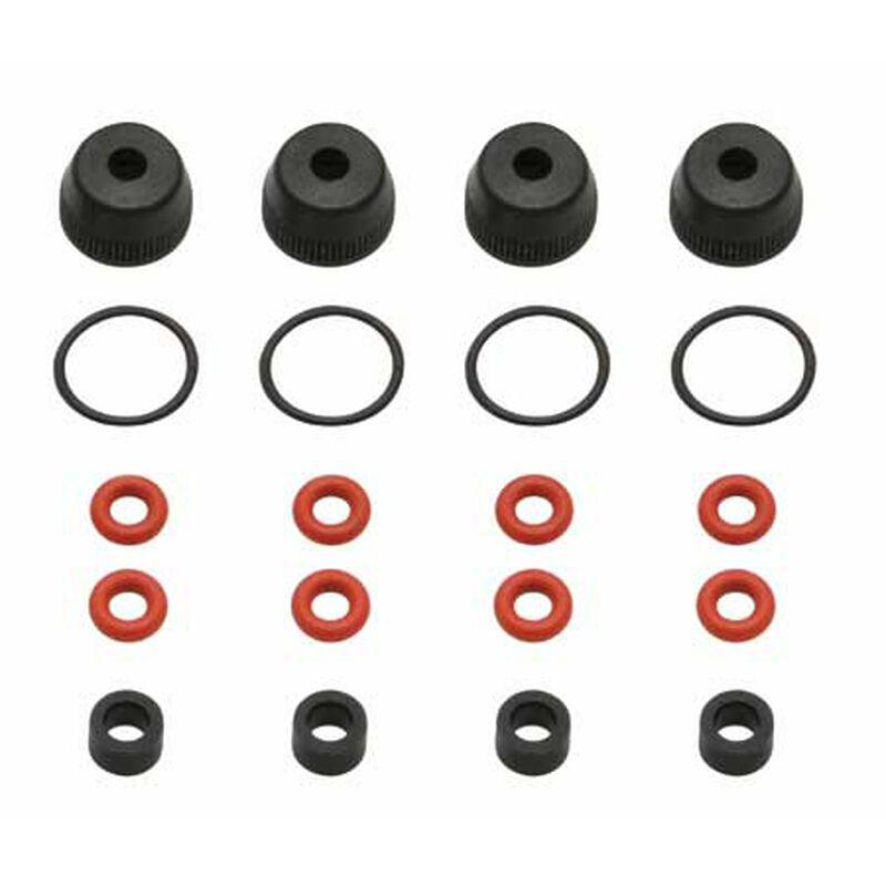 Factory Team V2 Shock Rebuild (4): B4,B4.1,B44,T4,T4.1,SC10,GT2