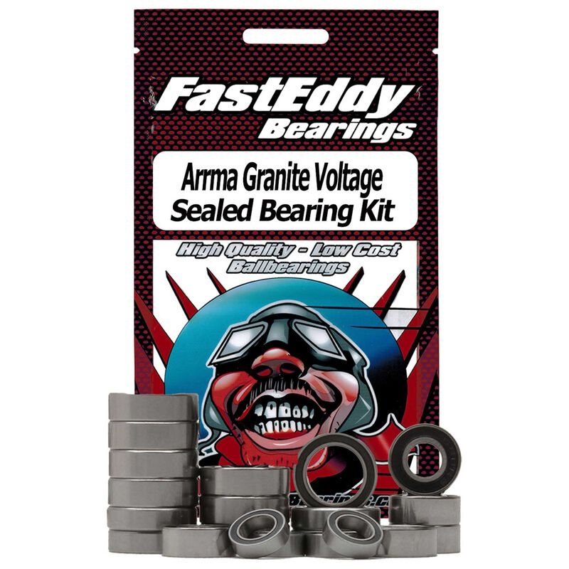 Sealed Bearing Kit: ARRMA GRANITE VOLTAGE