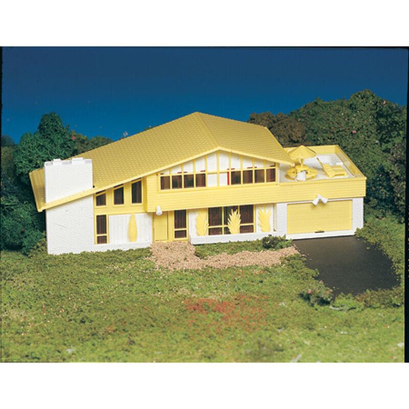 HO Snap KIT Contemporary House
