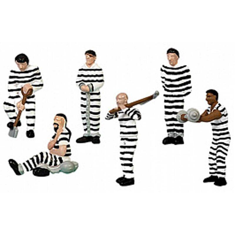 Prisoners (striped) 6-Pack