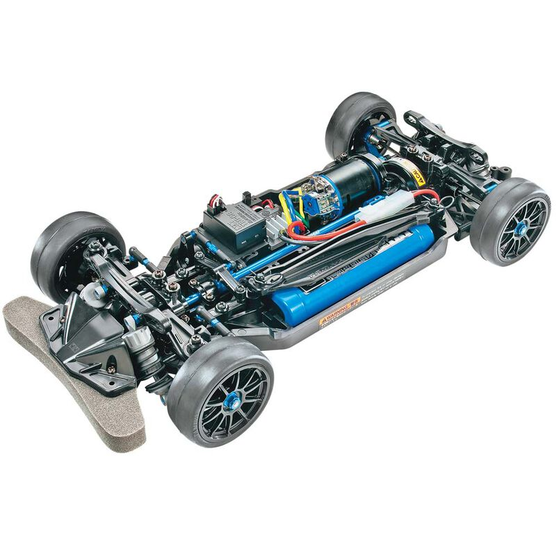 1/10 TT-02R Chassis 4WD Kit