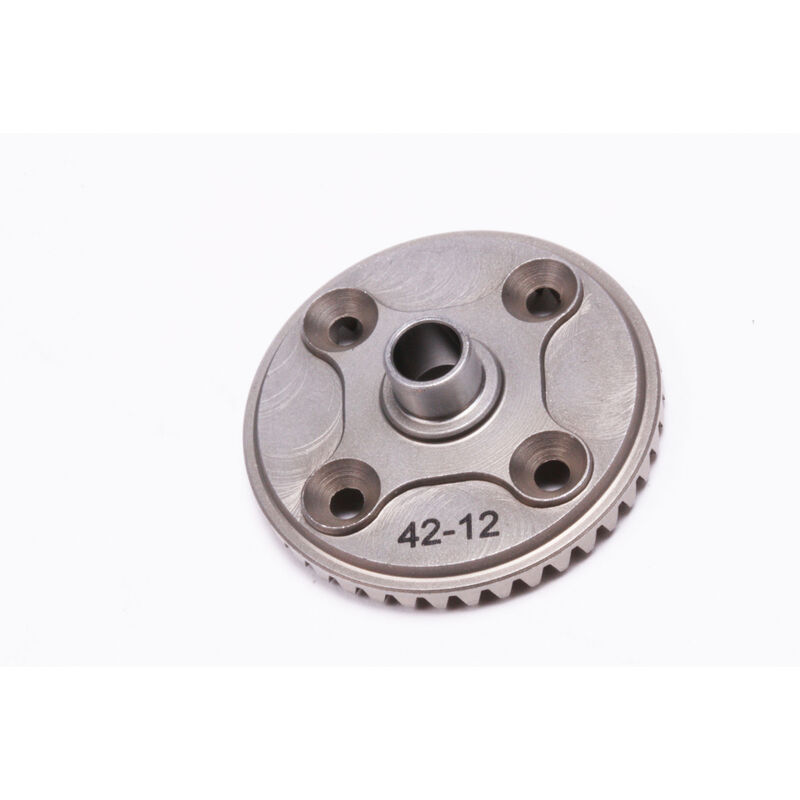 HTD 42T Conical Gear: X8