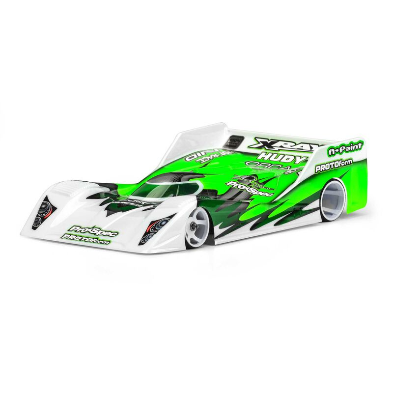1/12 AMR-12 PRO-lite Weight Clear Body: On-Road Cars