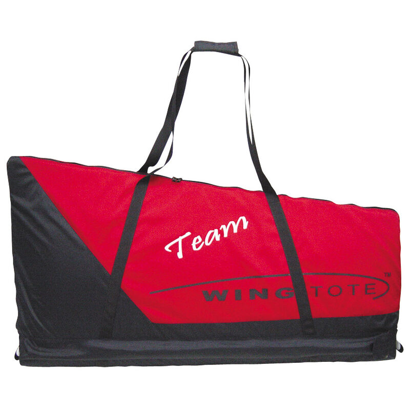 "Extreme Little Tote Double 42""x22""x14"" Red/Black"