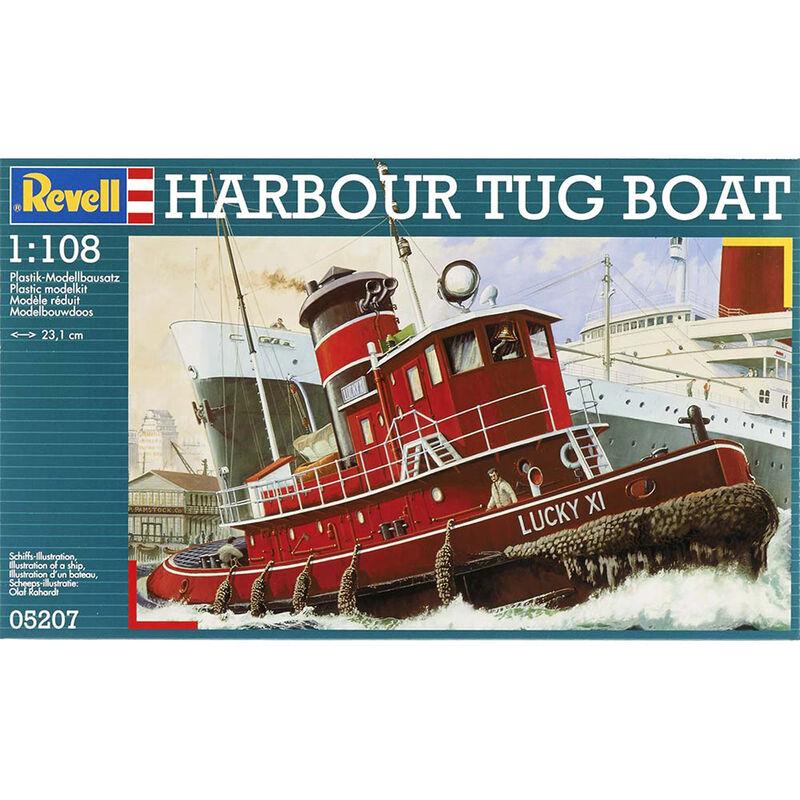 1 108 Harbour Tug Boat
