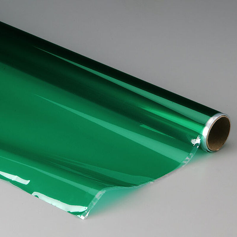 MonoKote Transparent Green 6'