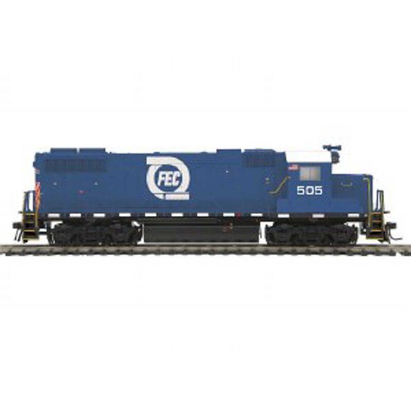 HO GP38-2 w NMRA FEC #505